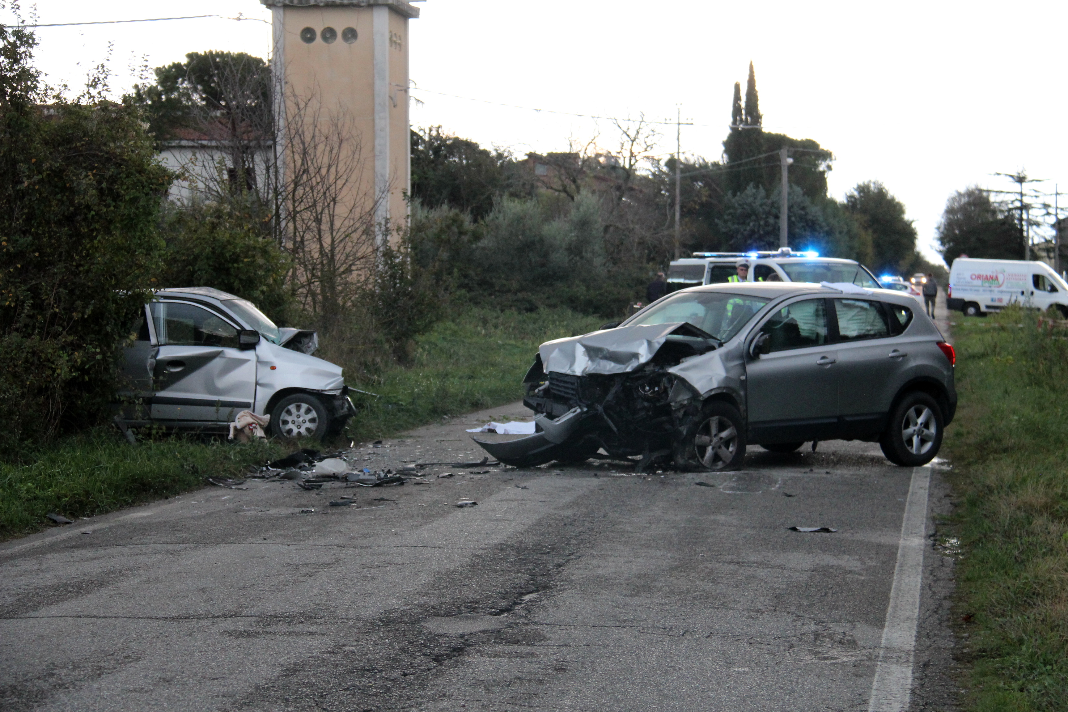 Incidente Ristradelle 3-2-2