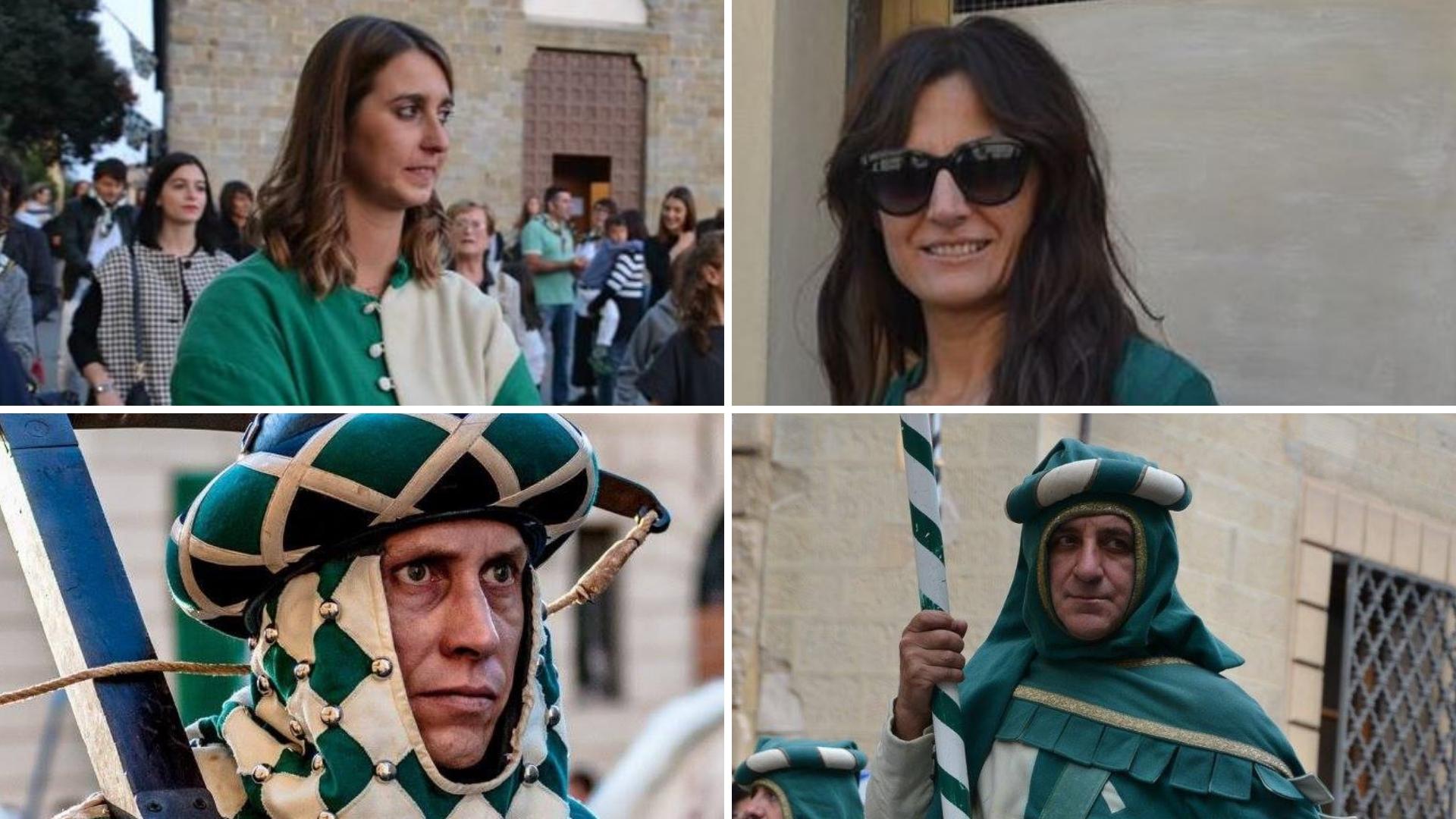 Gabutti, Canocchi, Cini, Ammirati