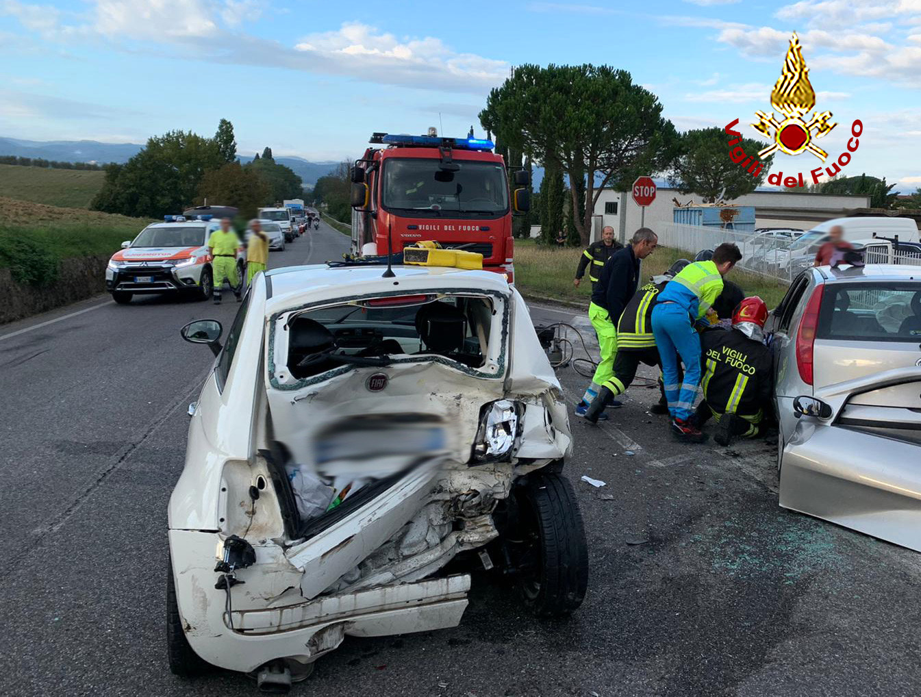 incidente-stradale-pergine-malfrasca (2)-2