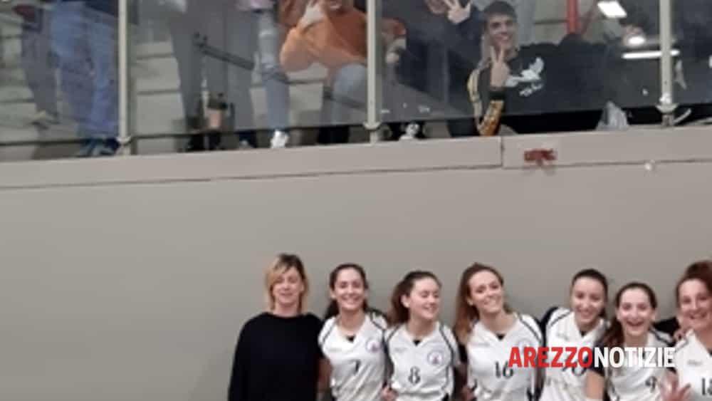 polisportiva savinese: under 16 femminile. -2