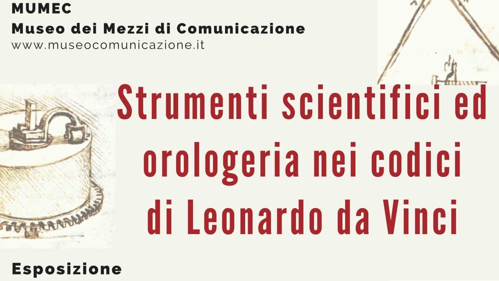 LOCANDINA Leonardo - Strumenti Scientifici ed Orologeria-2