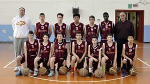 Scuola Basket Arezzo - Under 16 Eccellenza