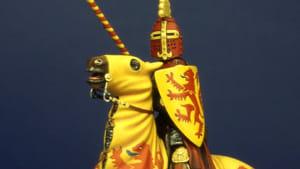 Esempio di coraggio e virtù cavalleresca, così Guglielmo dei Pazzi cercò di salvare il vescovo di Arezzo
