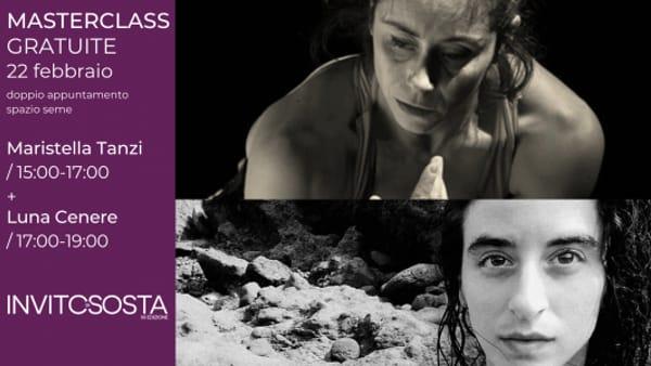 Masterclass con Maristella Tanzi e Luna Cenere