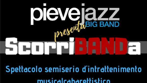 Scorribanda: concerto a tutto jazz per Pieve