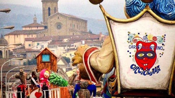 Carnevale dell'Orciolaia: terzo appuntamento in via Golgi
