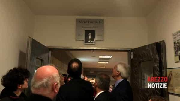 VIDEO | I 70 anni della sezione Aia: i vertici nazionali ad Arezzo per ricordare Giancarlo Felici