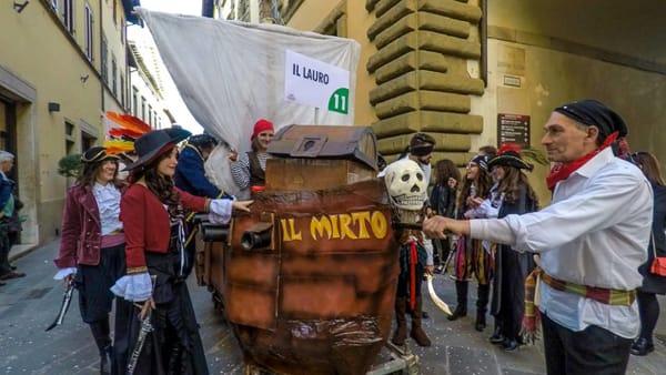 Torna il Carnevale di Sansepolcro