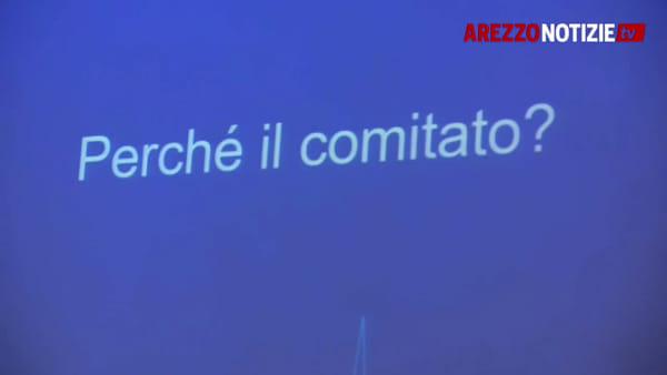 """""""Frazioni alla pari del centro storico"""" varato il comitato """"Arezzo nel cuore"""""""
