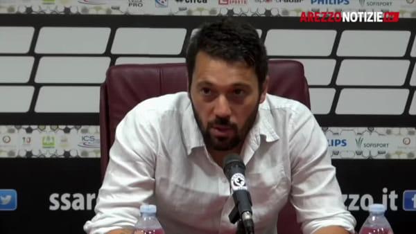 """Out Cutolo e Sereni, torna Luciani. Di Donato: """"A Crotone con il 4-2-4"""""""