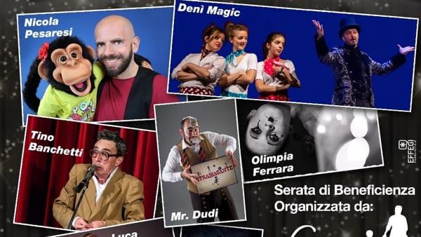 """Al Teatro Petrarca il 1° festival della magia """"Città di Arezzo"""""""