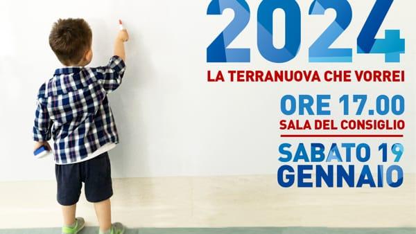 Terranuova 2024, incontro per condividere idee e proposte concrete per la città