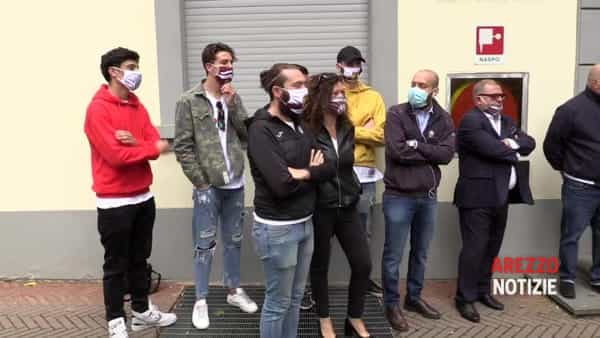 VIDEO | Un termoscanner per la senologia. La donazione della SS Arezzo