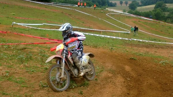Al via il Campionato Italiano Enduro Under 23 e Senior