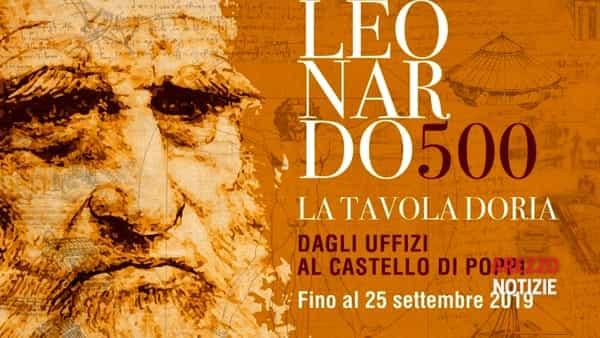Leonardo 500. La Tavola Doria dagli Uffizi al castello di Poppi