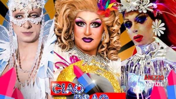 Ciao Dragqueen la regressione - Angeli vs Demoni