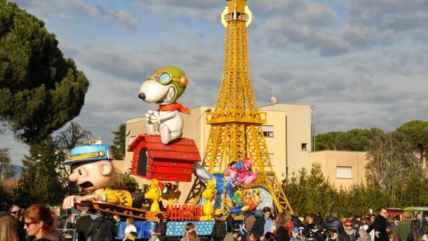 Carnevale Orciolaia: carri e coriandoli pronti. Nuova location alle Caselle