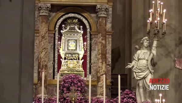 """""""Ogni anno in duomo per affidarci alla Madonna del Conforto"""", folla per le celebrazioni. """"Punto di riferimento della città"""""""