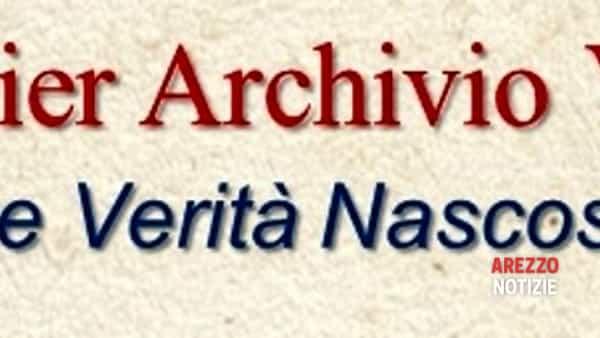 """Invito conferenza stampa """"Dossier Archivio Vasari – le verità nascoste"""""""