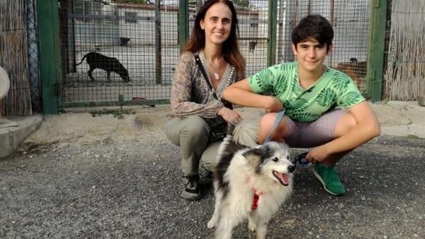 La persona che lo doveva adottare è morta, ma i familiari non lo hanno dimenticato: storia di Pino