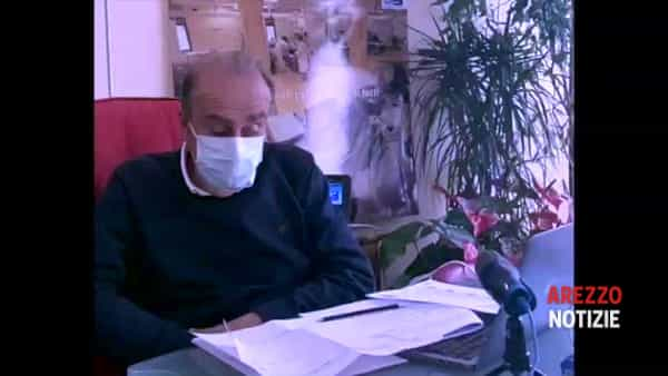 Emergenza sanitaria: due aretine positive al Covid. Test sierologici nelle rsa