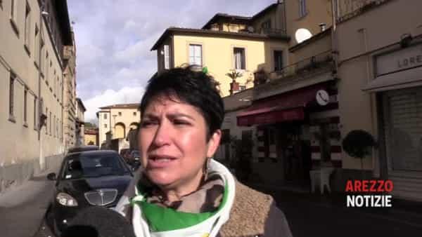 """""""Da settembre senza stipendio"""", la protesta dei dipendenti della società svolge servizi al Convitto Santa Caterina"""