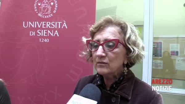 """Una delle100 donne leader secondo Forbes fa lezione ad Arezzo: """"Ragazze datevi da fare"""""""