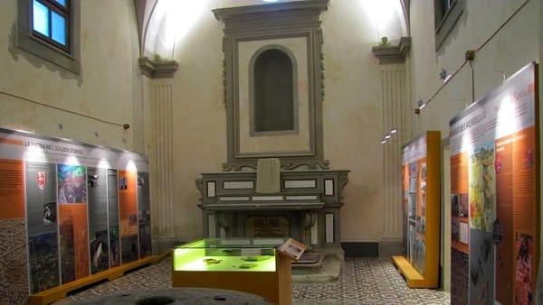 """""""L'acqua, la Pietra e il Fuoco"""", incontro al museo di Strada in Casentino"""