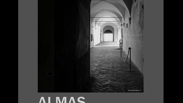 """Mostra di Alejandra Basso.Almas""""nullus locus sine Genio"""""""