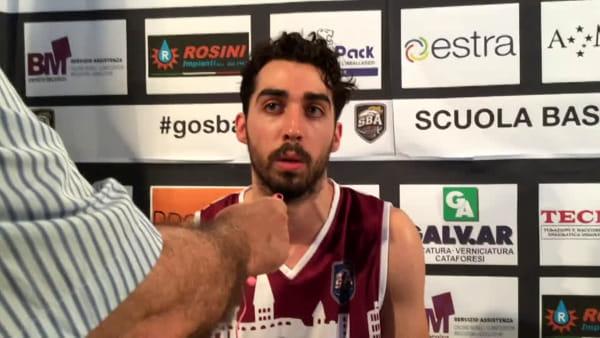 Daniele Rossi è la nuova guardia dell'Amen Scuola Basket Arezzo