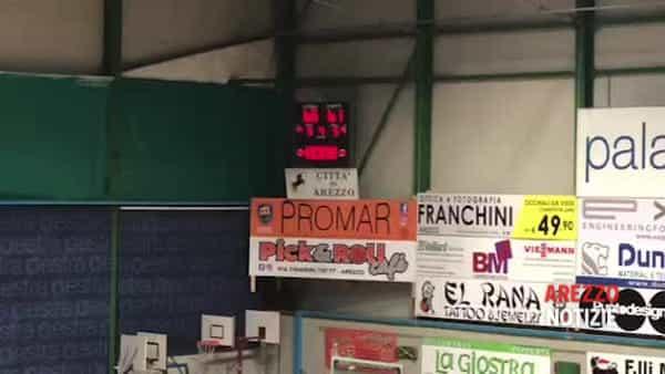 Il sogno della Sba termina in finale: la Coppa Toscana è dell'Olimpia Firenze