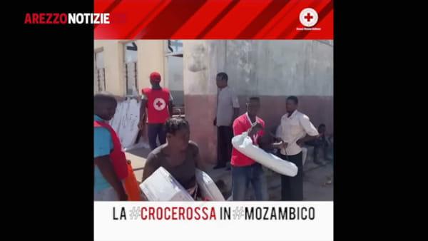 Infermiera aretina in Mozambico per aiutare la popolazione devastata dal ciclone Idai: oltre mille i morti