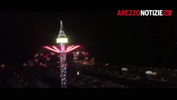 Addio ruota: alla Città del Natale una torre panoramica di 40 metri. Manca solo l'ok della Soprintendenza