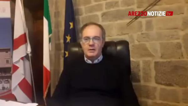 """Due nuovi casi positivi al Covid-19 nel comune di Cortona, Meoni: """"Basta uscite futili"""""""