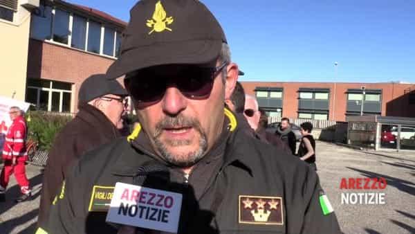 """Cianelli di ritorno dall'Albania: """"Il nostro aiuto nella ricerca di persone"""". Oggi la festa di Santa Barbara"""