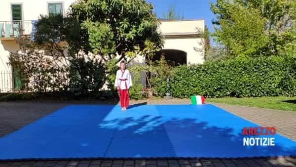VIDEO | Doppio successo per Beatrice: oro nel torneo internazionale e premio di miglior atleta