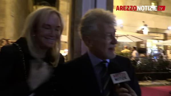 """Il sindaco ha trovato la sua America. Nozze in vista per Ghinelli: """"Inviteremo tutta Arezzo"""""""