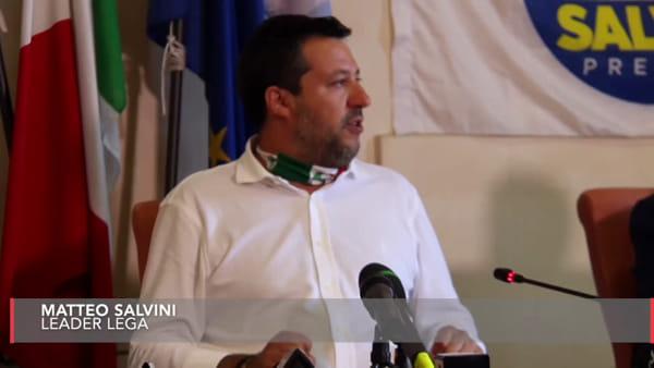 """Salvini e i magistrati """"che dormivano"""". La Procura risponde: """"Impossibile indagare sulla bancarotta prima dell'insolvenza di Banca Etruria"""""""