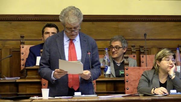 """Ghinelli: """"Ecco come ho nominato Amendola"""". Il discorso integrale del sindaco"""