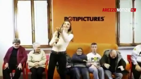 """La Poti Pictures sbarca in tv su canale 5 a """"Striscia la notizia"""""""