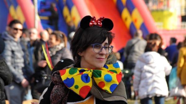 Coriandoli e maschere pronte: è festa a Saione. Arriva il Carnevale