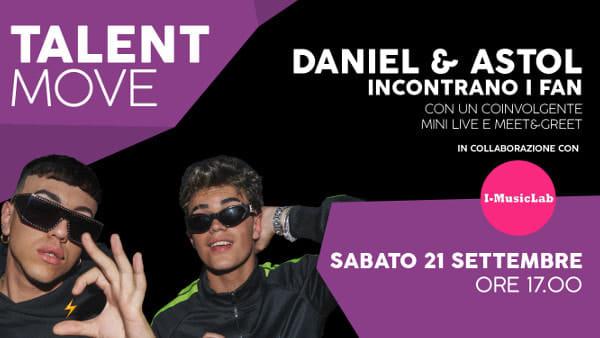 Talent Move 2019 - La finale: Super Ospiti Daniel e Astol