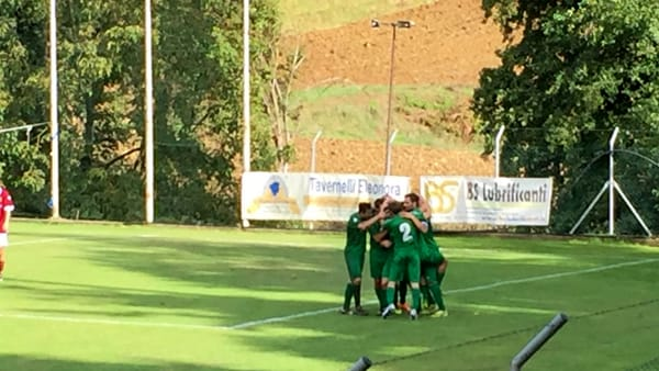 La Baldaccio Bruni supera 2-1 il Foiano e accede ai quarti di Coppa Italia