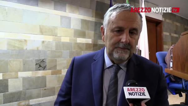 """Elezioni Arezzo. Ceccarelli: """"Io candidato sindaco? Lasciamo lavorare il centrosinistra"""""""