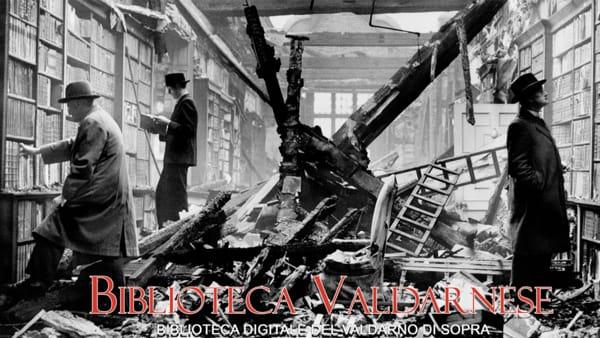 Libri e letture: la collezione della biblioteca digitale del Valdarno di Sopra