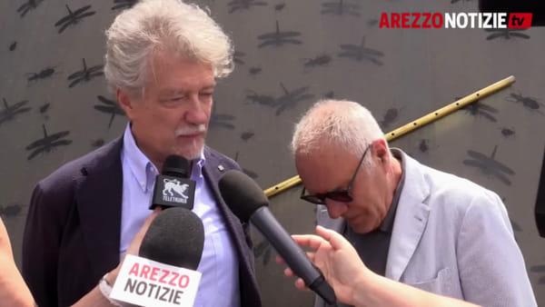 La regola di Piero, ecco la Fortezza con le opere di Mimmo Paladino, sarà l'autore della lancia d'oro di settembre