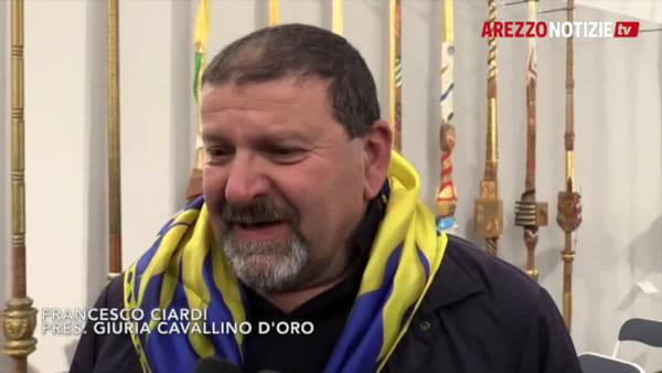 Fabio Foglia vince il Cavallino d'Oro