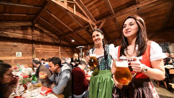 Cena fusion Toscano-Tirolese