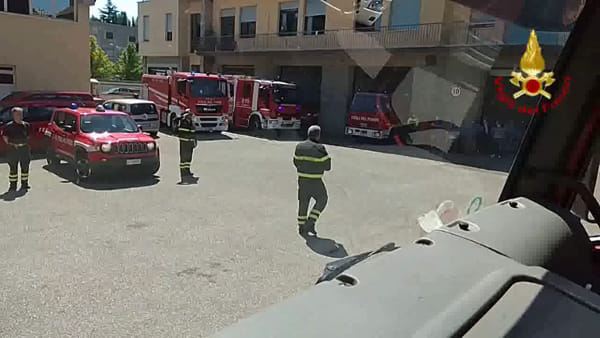 Cambio al vertice per i vigili del fuoco di Arezzo: arriva Geremia Coppola