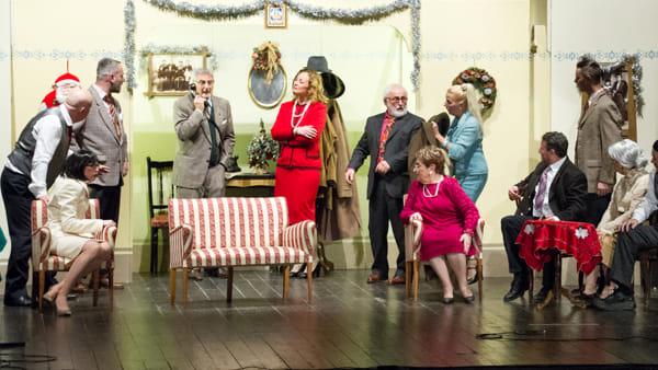 E' Natale non badare: il Polvarone in scena